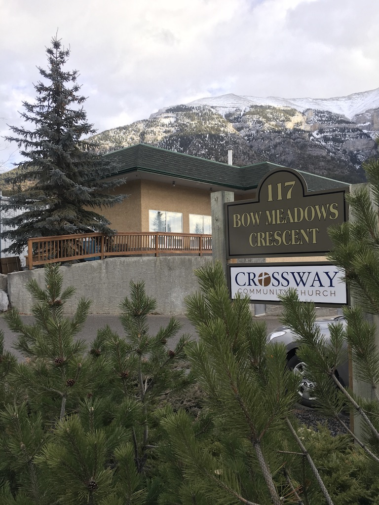 Crossway Church in Canmore, Canada