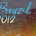 Photo of Dan and Emille in Rio de Janiero, Brazil
