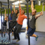 CrossFit Canmore Crew with Subway Handle