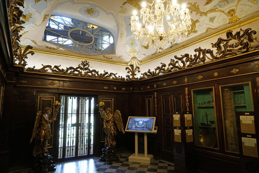 Santa Maria Novella—the birthplace of perfume?