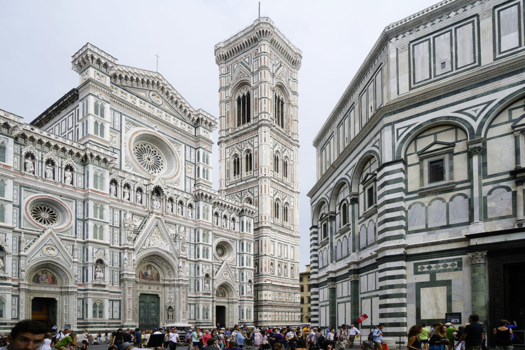 Florence Cathedral, aka Il Duomo di Firenze