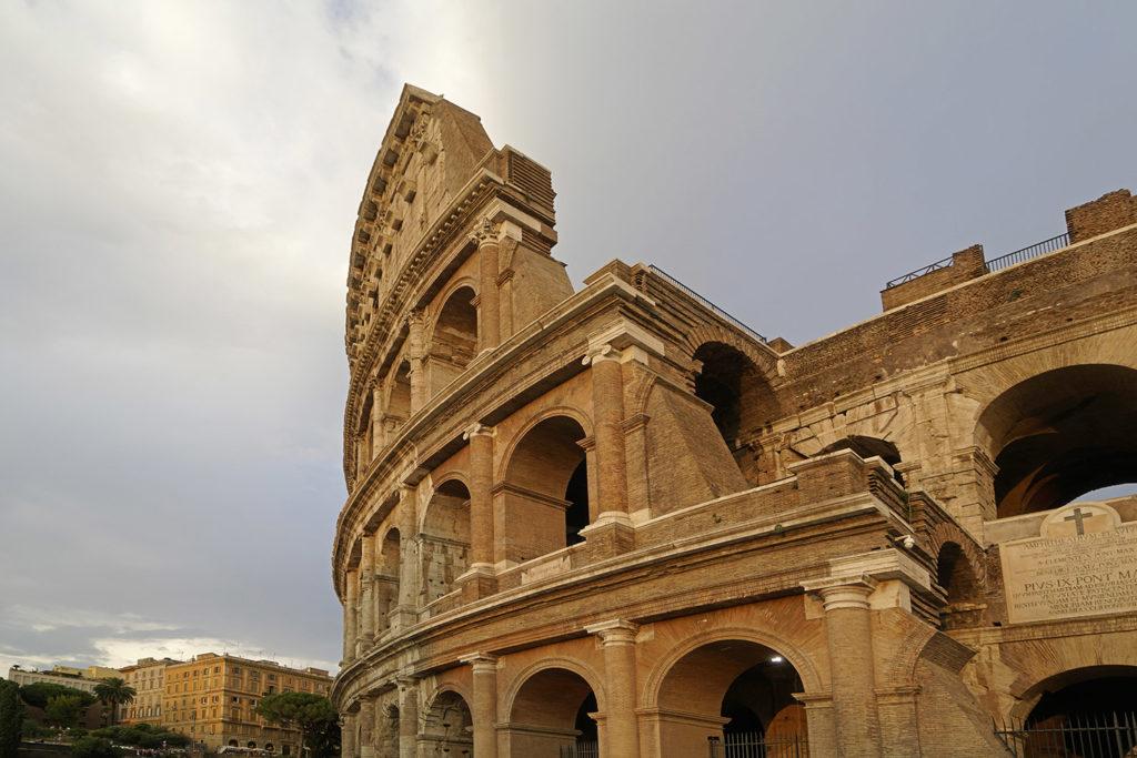 Colosseum (aka Flavian Amphitheatre)