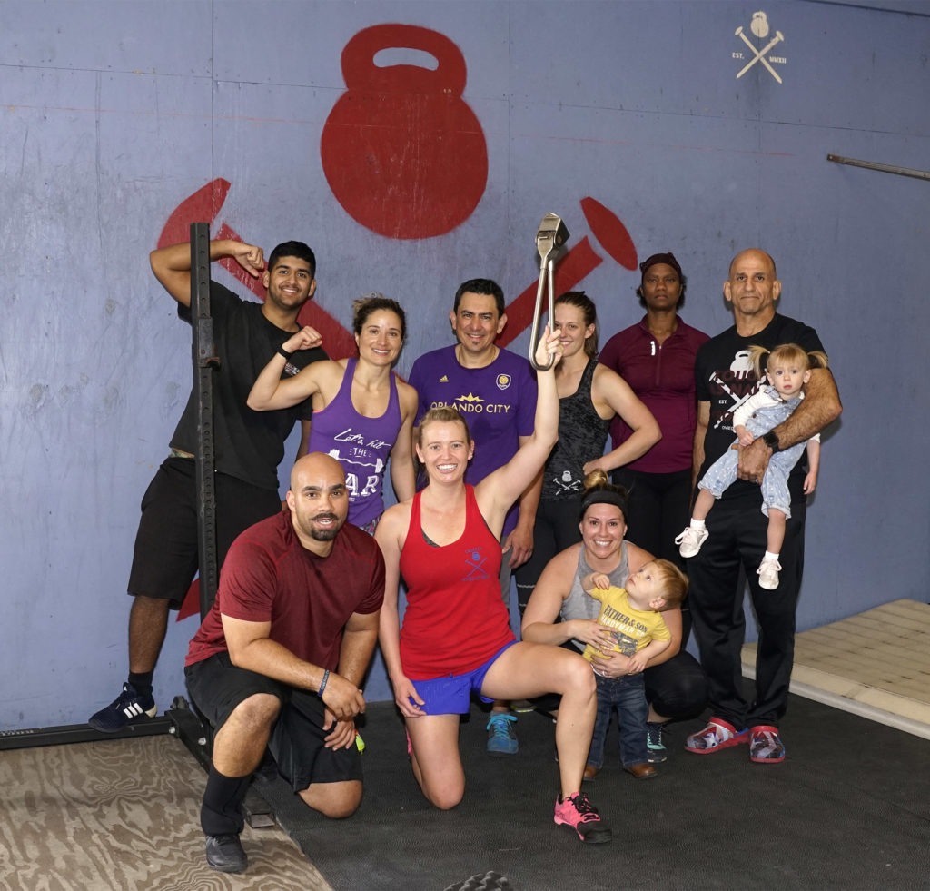 CrossFit Tough As Nails in Oviedo
