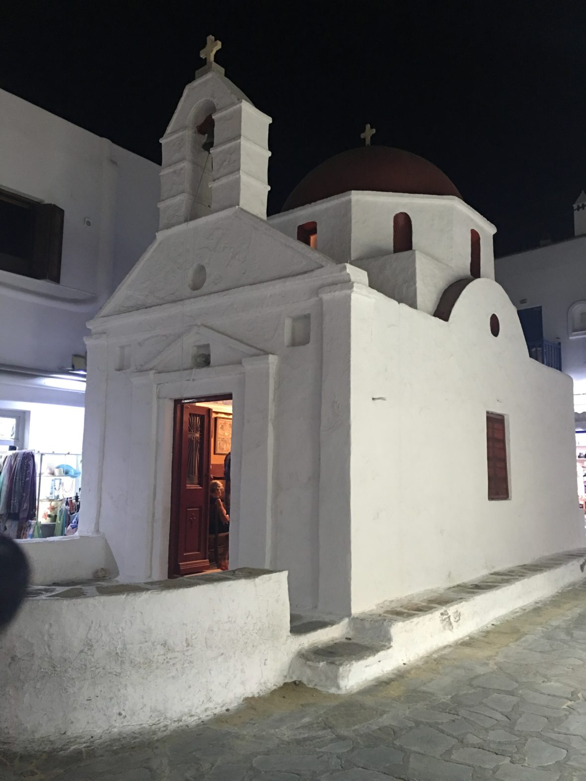 Mykonos, Greece, 2016