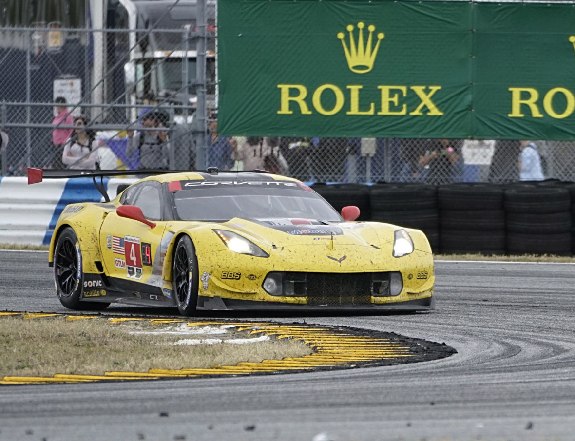 The 2018 Rolex 24 at Daytona Speedway—North America's most prestigious endurance sports car classic race!