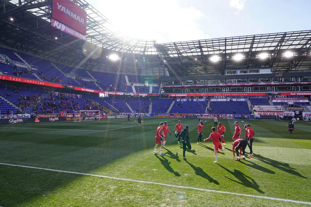 New York Red Bulls Soccer