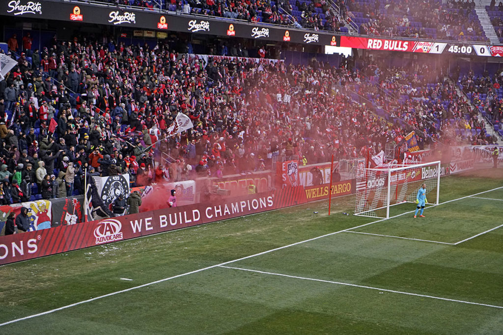 New York Red Bulls Soccer Game - NY See You Later!