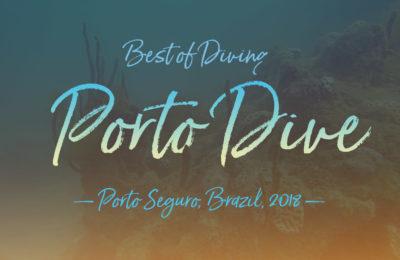 Porto Dive, Porto Seguro, Bahia, Brazil