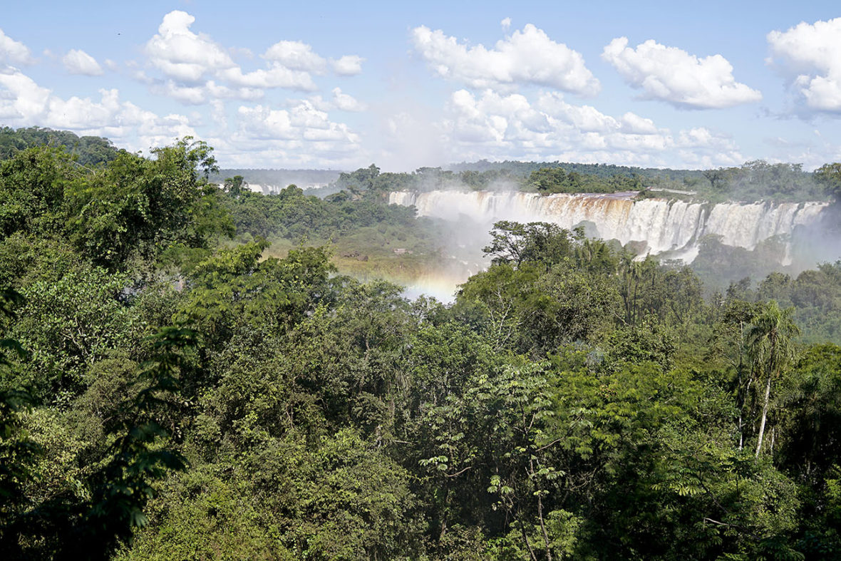 Foz do Iguacu, Argentina