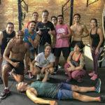 CrossFit W87, Rio de Janeiro, Brazil