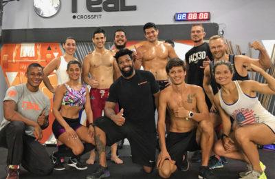 CrossFit Real, Rio de Janeiro