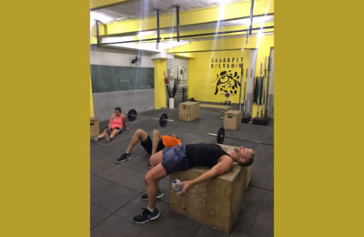"CrossFit Selvagem (""Savage"") Subway Handle Photo"