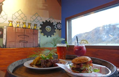 El Chalten, Argentina, Burbon Restaurant Bar and B&B Burger