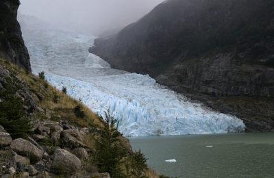 Serrano Glacier, Puerto Natales, Chile, 21 de Mayo Tours