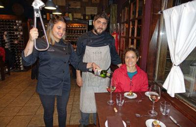 Mako Fuegos y Vinos, El Calafate, Argentina