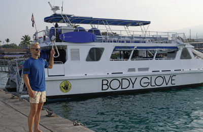 BodyGlove Snorkeling and Dolphin Watch in Kona, Hawaii