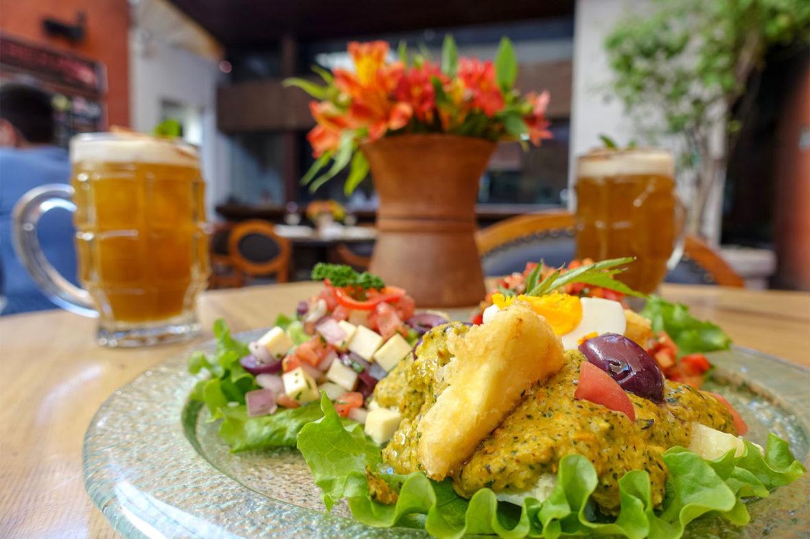 Chicha, Best Restaurant, Arequipa, Peru