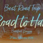 Road to Hana, Maui, Hawaii, with Barefoot Buggy