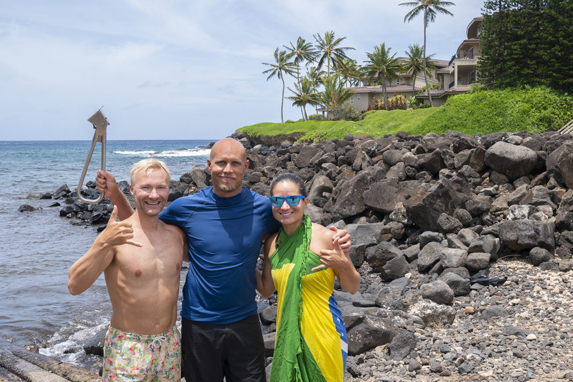 """beaches, beach, go pro, go pro hero 6, hero 6, hang loose, Scuba, Dive Master, Dive Master Will, wetsuit, smile, tour, tourist attraction, ocean, nature, waves, underwater video, action video, video, footage, water shots, Kauai, Hawaii, Koloa Landing, stealth torpedos, coral reef, marine biology, Stonehouse, Sheraton Caverns, collapsed lava tubes, White Spot Damsel Fish, Penant Fish, Turtles, Octopus, Barracuda, Green Lion Fish, Leaf Scorpion fish, Moray Eels, Scooter Dive, Underwater Propulsion Vehicles, TUSA SAV-7 """"With Saddle"""" diver propulsion vehicles,"""