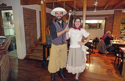 "We bestow the ""NY See You Later Best Dinner Show inEl Calafate, Santa Cruz, Argentina"" award toCasimiro Biguá Restaurante & Parrilla."