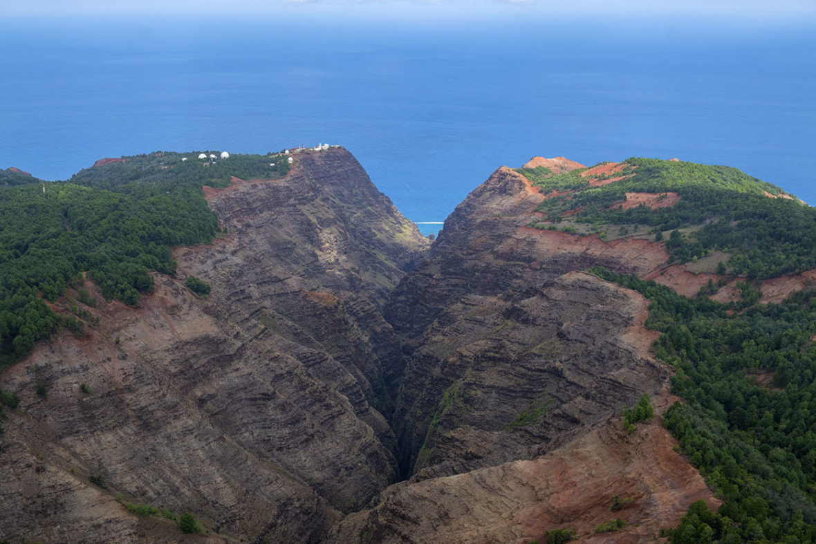 An epic Aerial photograph of Kauai by NY See You Later taken on a tour by Air Ventures, Kauai, Hawaii