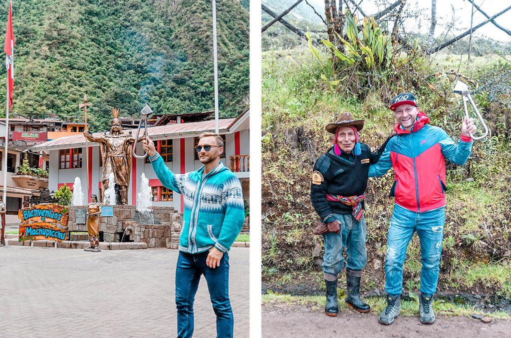 Subway Handle photo from Salkantay trek, Machu & Huayna Picchu, Peru, Travel Tips by NY See You Later