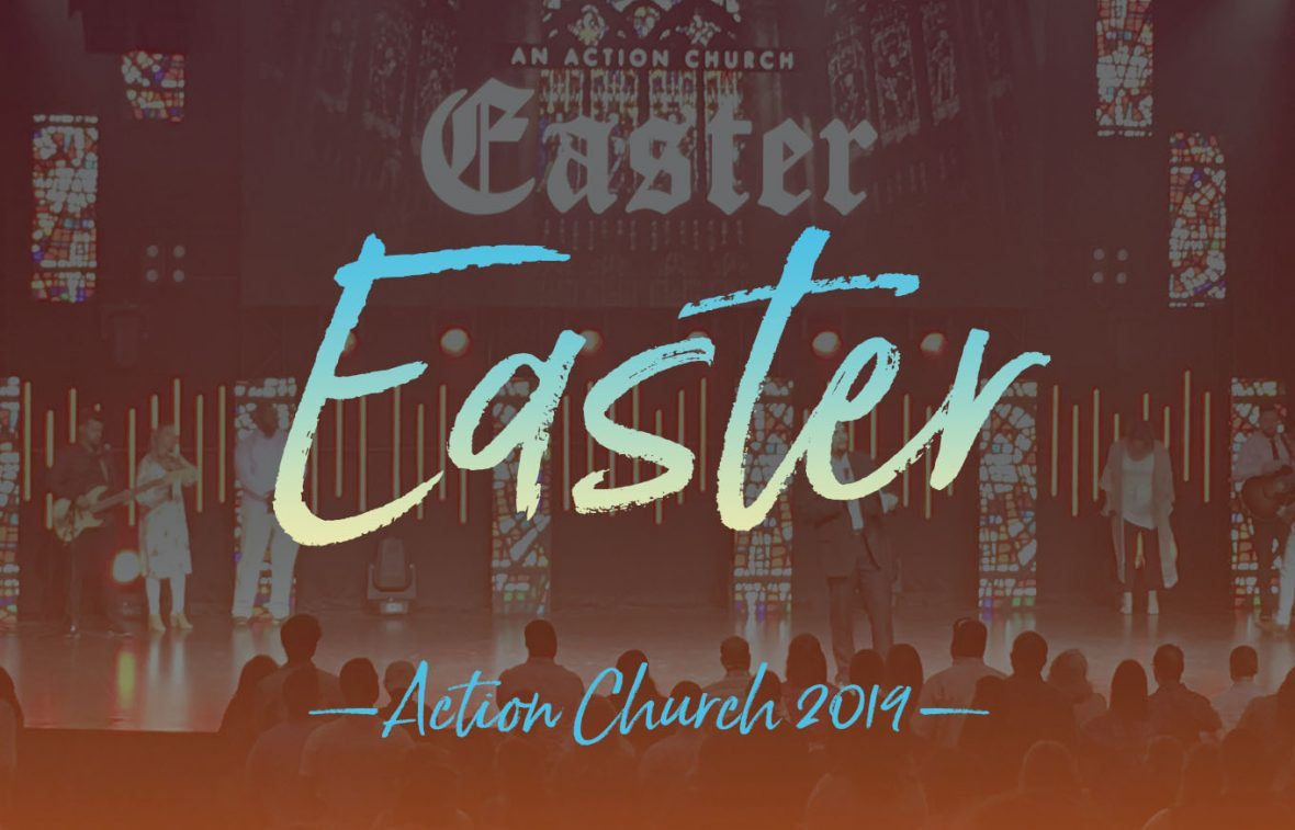 Easter Sunday from The Action Church in Winter Park, Florida, by NY See You Later