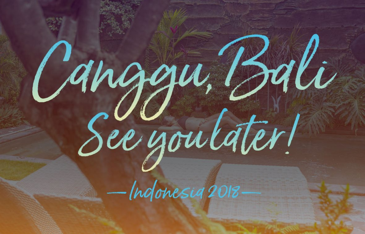 Canggu, Bali, Indonesia, Travel Tips by NY See You Later