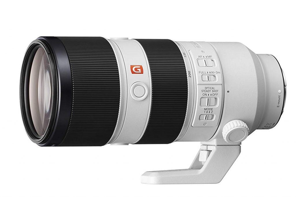 Sony G-Master 70-200 mm f/2.8 lens